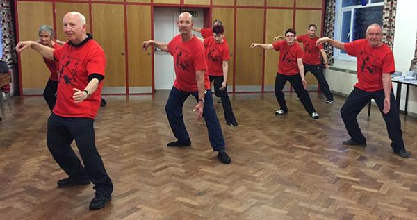 Tai Chi classes, starting at Stafford Martial Arts Academy